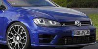 Spion: Volkswagen Golf R400 visar upp sig