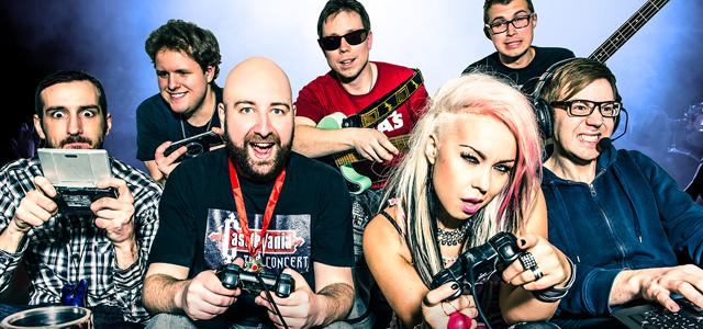 Vinn biljetter till Gamers Night!