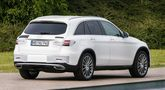Spion: Mercedes GLC maj 2015