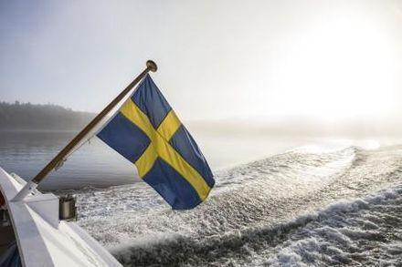 Turismen i Sverige slår rekord