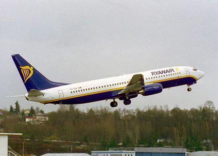 Stort vinstlyft för Ryanair