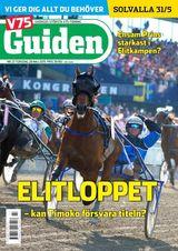 V75 Guiden nr 23, 2015