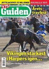 V75 Guiden nr 22, 2015