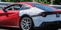 Spion: Ferrari F12 får mer effekt och bättre aerodynamik
