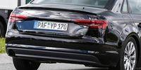 Spion: Audi A4 siktad nästan helt omaskerad – så ser den ut