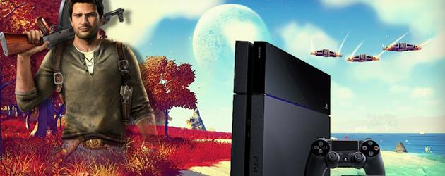 Sonys E3 2015 – dags för Playstation 4 att visa musklerna