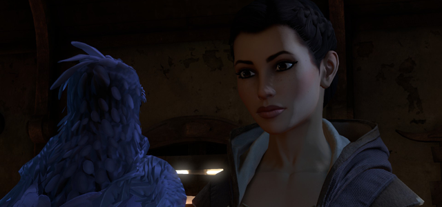 Dreamfall Chapters, book 3