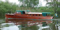En skönhet till salu Salongsbåt STELLA-MARI
