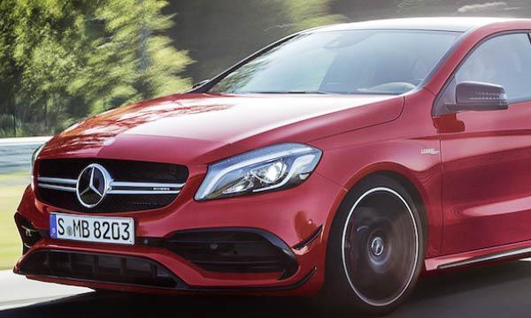 Mercedes lyssnade på kritiken om A-klass