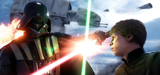 Se läckta filmer från Star Wars: Battlefront