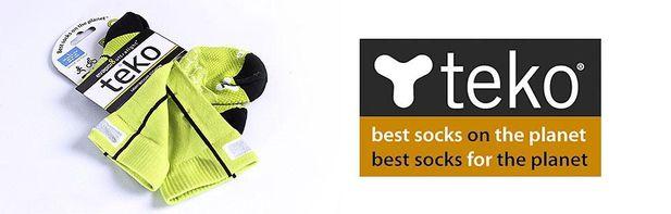Ny distributör av Teko Socks