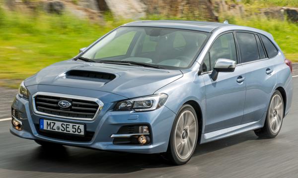 Så mycket kostar Subarus nya sportkombi