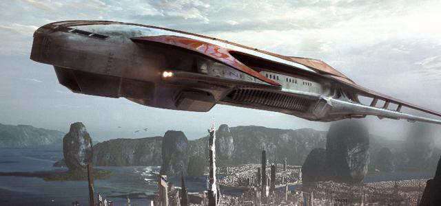 Star Citizens-skepp kostar över 4000 kr