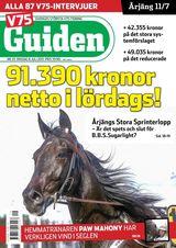 V75 Guiden nr 29, 2015