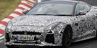 Spion: Jaguar siktar in sig på Porsche med nya F-Type R-S