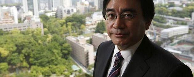 Nintendos vd Satoru Iwata är död