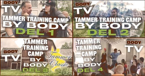 Tammer Training Camp by BODY