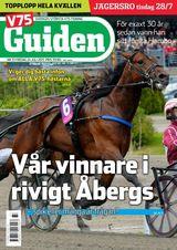 V75 Guiden nr 33, 2015