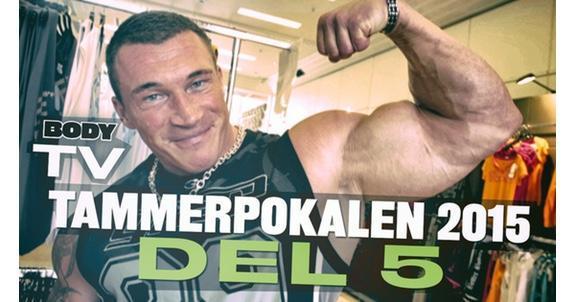 Tammerpokalen 2015 – mingel del 5