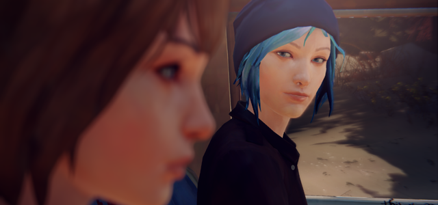 Life is Strange: The Dark Room