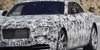 Spion: Rolls-Royce vill locka nya kunder med cabrioletmodellen Dawn