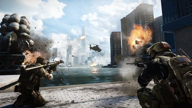 EA: Vi ger inte upp förrän Battlefield är nummer ett