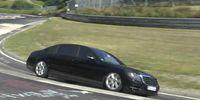 Spion: Mercedes S-klass XXL ersätter Maybach