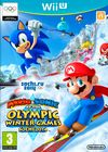Mario & Sonic at the Sochi 2014 Olympic Winter Games boxshot