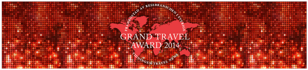 Grand Travel Award 2013