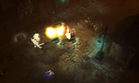Diablo III: Reaper of Souls (Gameplay Teaser)