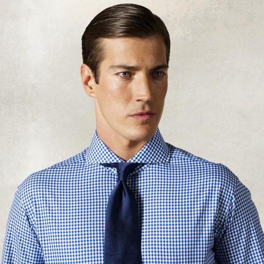 5 x cutawaykrage for Mens wide collar dress shirts