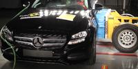 Mercedes C-klass får toppbetyg i Euro NCAP – men inte Hyundai i10