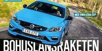 PROV: Volvo V60/S60 Polestar eller BMW M3?