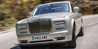 Nästa Rolls-Royce Phantom kan få teknik från BMW i3