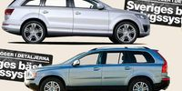 BEG: Volvo XC90 mot Audi Q7 - bästa stora suven