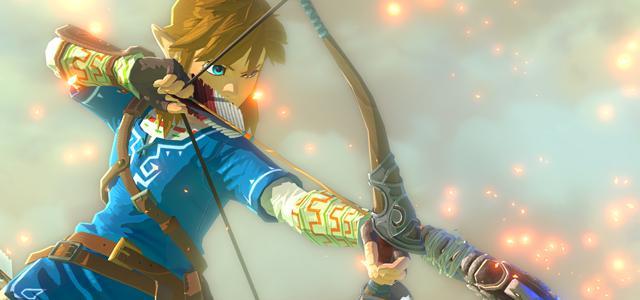 Zelda blir open world