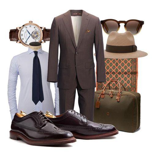f5ebb5d1276 I den manliga garderoben är det framför allt den blå, grå och svarta  kostymen som dominerar. Även om de två förstnämnda är alternativ vi gärna  prisar finns ...