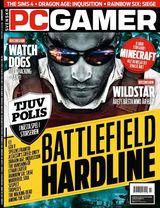 PC Gamer #215, juli 2014
