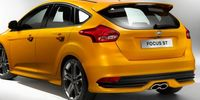 Ford utmanar med dieselversion av Focus ST