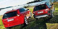 TEST: Volvo XC60 mot Volvo XC70