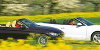 TEST: Audi A5 Cabriolet mot BMW 420D Cabriolet