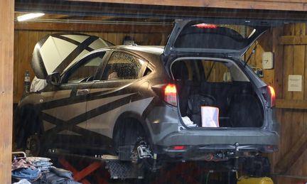 Spion: Honda HR-V är en bredsida mot Nissan Qashqai