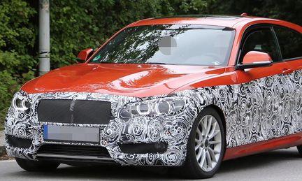 Spion: BMW ansiktslyfter 1-serien – blir den snyggare nu?