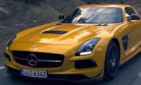 Film: Så utvecklades Mercedes SLS Black Series