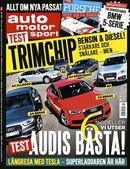 16/2014: Bästa Audimodellen – sex bilar i test