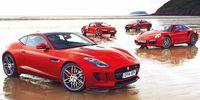 TEST: Jaguar F-Type, Audi R8, Porsche 911 Turbo S, Nissan GT-R