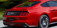 Så låter nya Ford Mustang med turbomotor