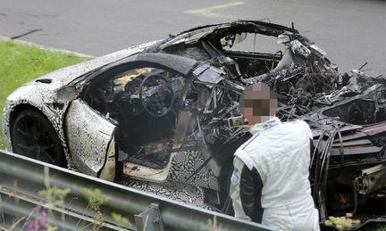 Spion: Honda NSX närmar sig serieproduktion