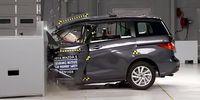 Nedslående resultat i IIHS-krocktest – sämst var Mazda 5
