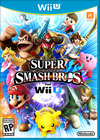 Super Smash Bros. for Wii U boxshot
